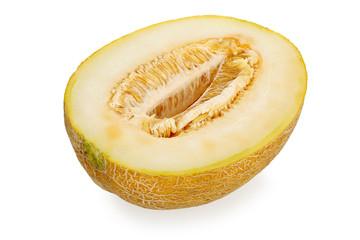 half a melon