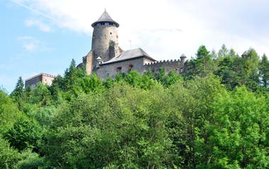 castle Stara Lubovna, Slovakia, Europe