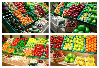 fruits and vagetables