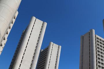 fiera district bologna skyscraper