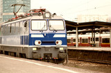 locomotive, the train
