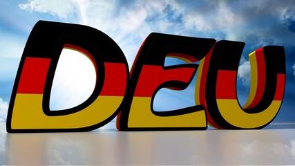 DEU - Deutschland - Germany