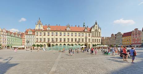 Wrocław- Stitched Panorama