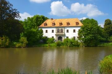 altes Schloss im Fürst Pückler Park