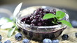 Preserved Blueberries (not loopable)