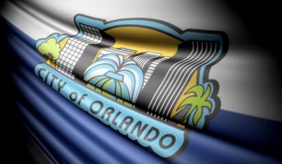Flag of Orlando, Florida (USA)