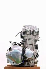 大型バイクのエンジン