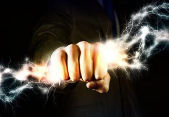 Power in hands