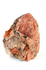 Potassium Orthoclase Feldspar with Granite enclosures
