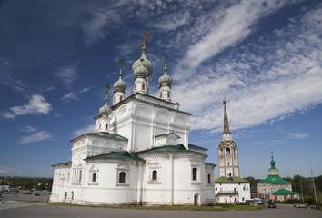 Церкви. Соликамск