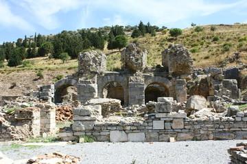 ヴァリウスの浴場 エフェソス遺跡
