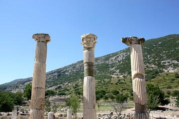 バシリカ エフェソス遺跡 トルコ