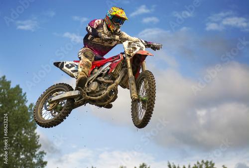 Foto op Aluminium Motorsport Supercross