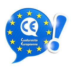 bulle conformité européenne (cs5)
