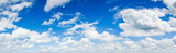 blue sky background with clouds - 68627282