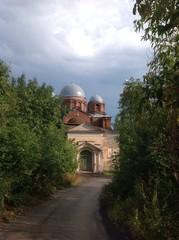 старый женский монастырь