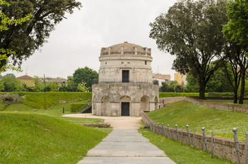 Mausoleum of Theodoric Ravenna