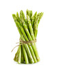 Fresh green asparagus - 68630445