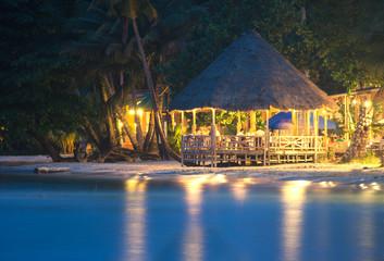 resort at sea