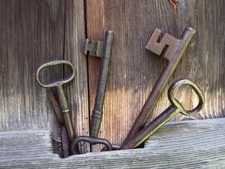 Il gruppo di chiavi