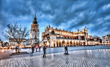 Rynek główny w Krakowie - 68635492