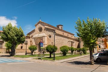 Iglesia de San Felipe. Brihuega. Guadalajara. España