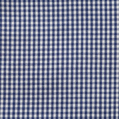 Close - up seamless blue tablecloth background