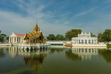 Ancient Bangpain Palace , Ayutthaya in Thailand