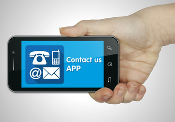 Contact us. Phone