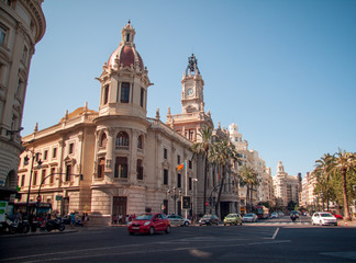 The Cathedral Corner, Valencia, Spain