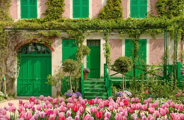 Maison et jardins de Claude Monet à Giverny (France)
