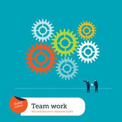 Gear Teamwork