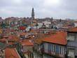 canvas print picture - Die Dächer von Porto
