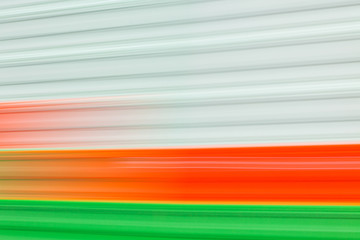 Abstract image of colors motion blur