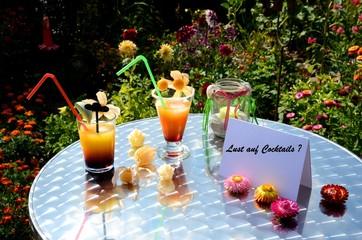 Lust auf Cocktails