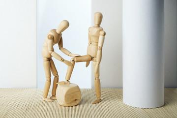 Sportarzt, Knieuntersuchung