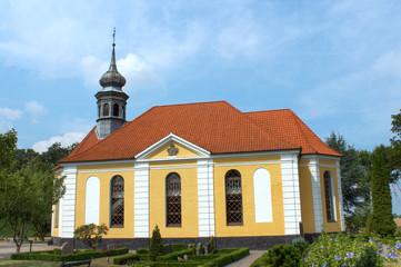 Damsholte kirke Møn  Danmark (Kirche in Damsholte Dänemark)