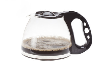 Jug black coffee