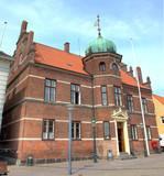 Det Gamle Rådhus Damsholte Møn  Danmark (Altes Rathaus) poster