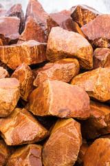 heap of rocks
