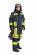 Feuerwehrfrau - 68644407