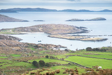 Ring of Kerry en Irlande
