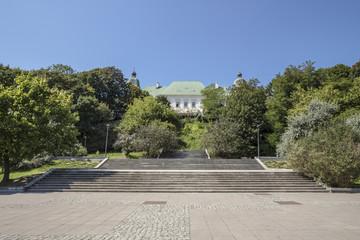 Warszawa, Pałac Ujazdowski