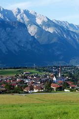 Axams - Dorf in Tirol