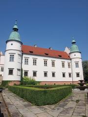 Castle at Baranow Sandomierski