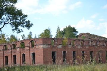 руины истории