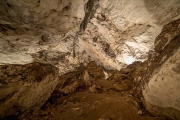 Beautiful cave in Bulgaria
