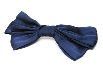 small blue tie for girls