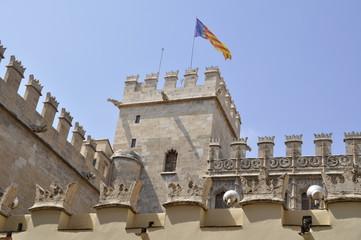 Lonja de la Seda in Valencia