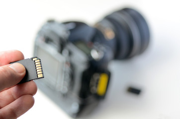 Memory card - Flash card
